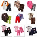 Baby bodysuit Pants Suit baby boy clothes set girl clothing bebe jumpsuit trouser newborn bodysuits