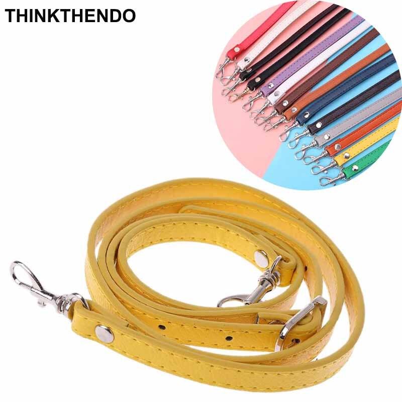 120cm PU Leather Shoulder Bag Handle DIY Purse Strap Handbags Belts Strap Bags Accessory