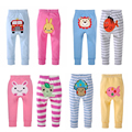 1 Pc Baby PP Pants 0-24 Months Baby Boy Female Baby Boys Girls Cotton Cartoon Solid Soft Trousers