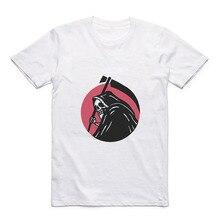 Modal Cartoon grim Reaper Summer Print Short Sleeve Street High Quality Mens Casual T-Shirt Easter