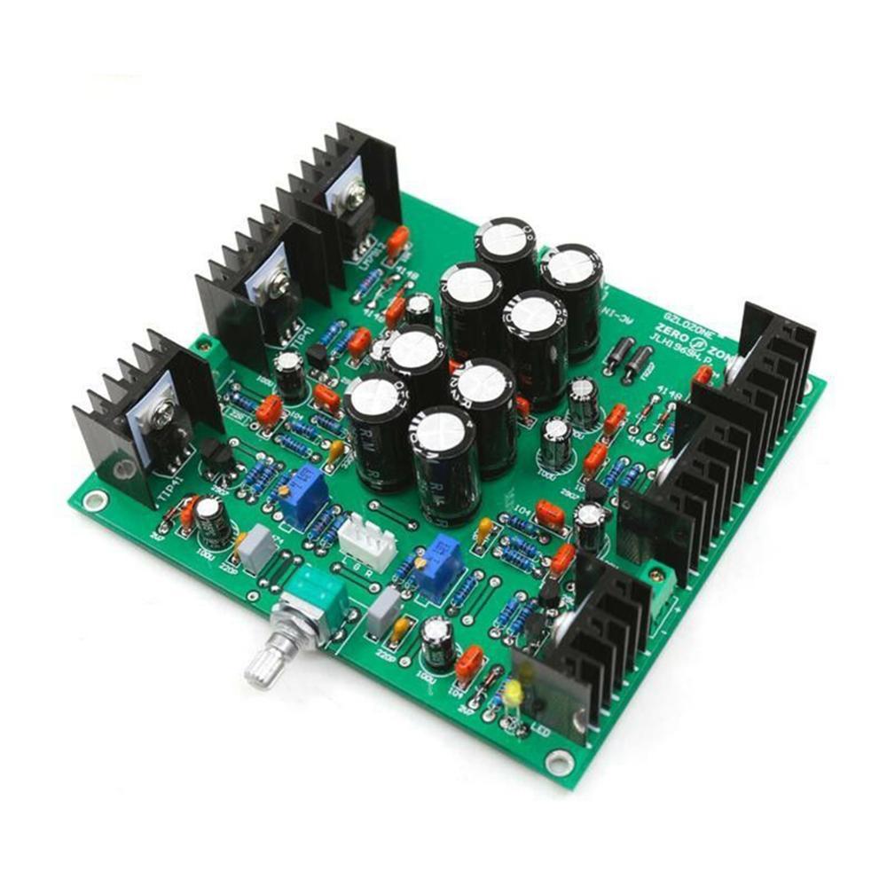 HOOD1969 Class A Headphone AMP 12V-0V-12V DIY Assembled Amplifier Finished Board