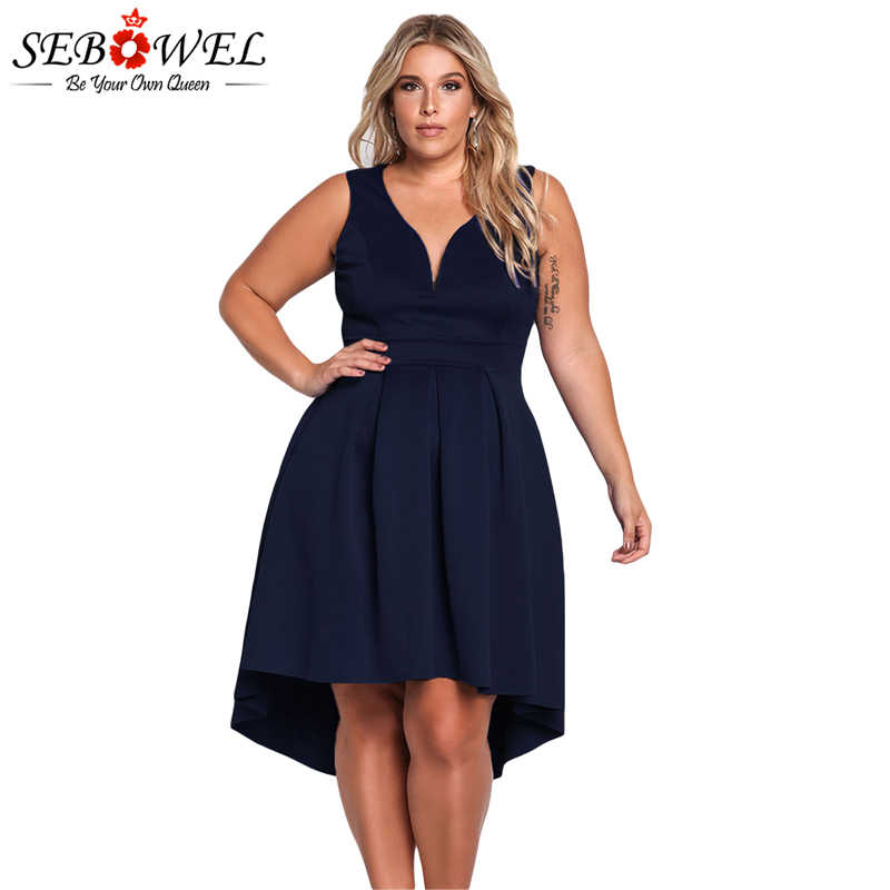 16512d5404 Detail Feedback Questions about Sebowel Black Dot Mesh Skater Dress ...