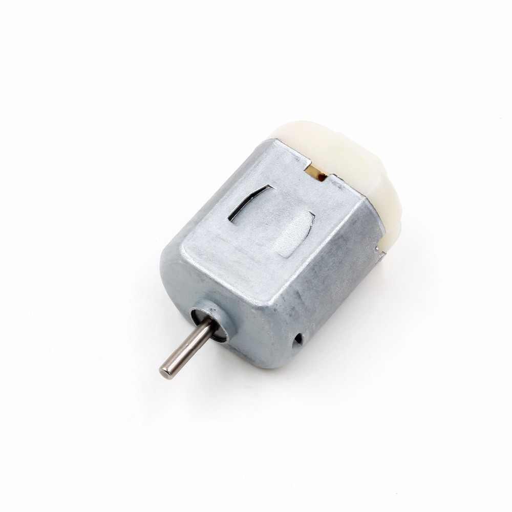 3 v 0.2a 12000 rpm 65gcm mini micro dc motor para diy brinquedos hobbies carro inteligente motor