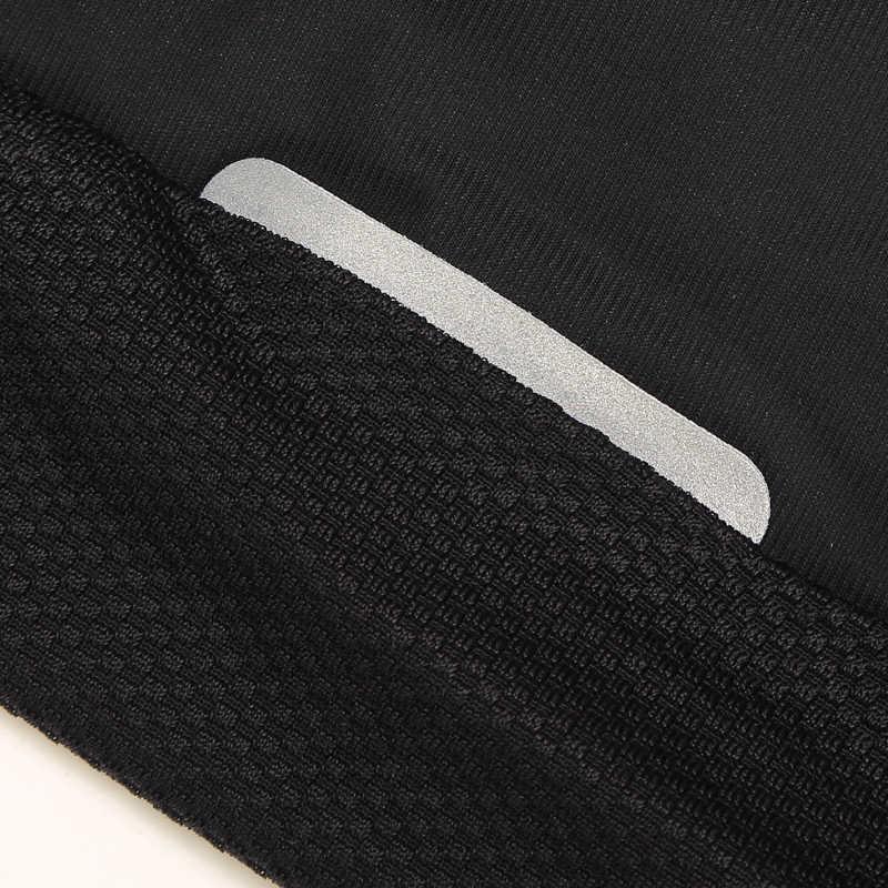 Cheji 2019 Lange Mouwen Heren Wielertrui Pure Zwarte Hoge Elastische Sneldrogende Fiets Shirts Lente Herfst Fiets Kleding tops