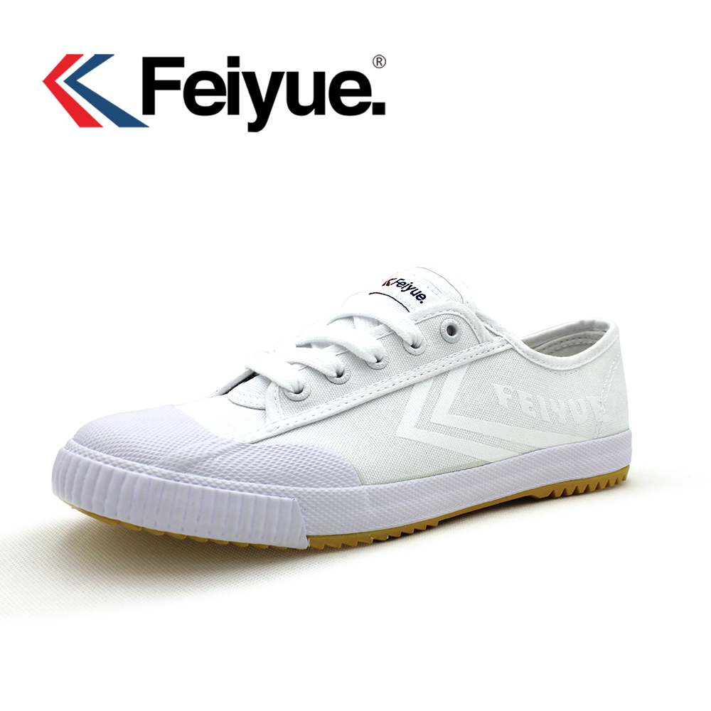 Feiyue/Новинка 2019 года; стильные белые кроссовки в стиле ретро; обувь для боевых искусств; обувь для мужчин и женщин
