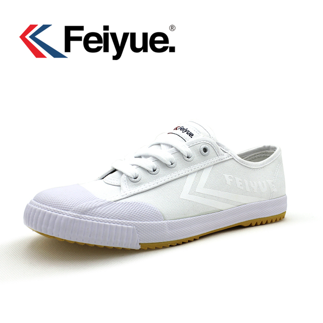 Feiyue Shoes New 2019 Style Sneakers White Retro Running Walking
