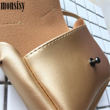 Small Fashion PU Leather Shoulder Bag For Little Girls