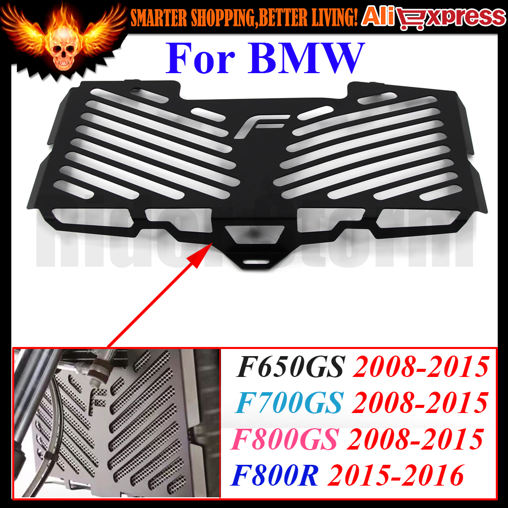For BMW F650GS F700GS F800GS(208-2015/09 10 11 12 13 14 ),F800R 2015-2016 Motorcycle CNC Radiator Grille Guard Cover Protector unicum спрей для чистки стеклокерамики и плит unicum 500 мл