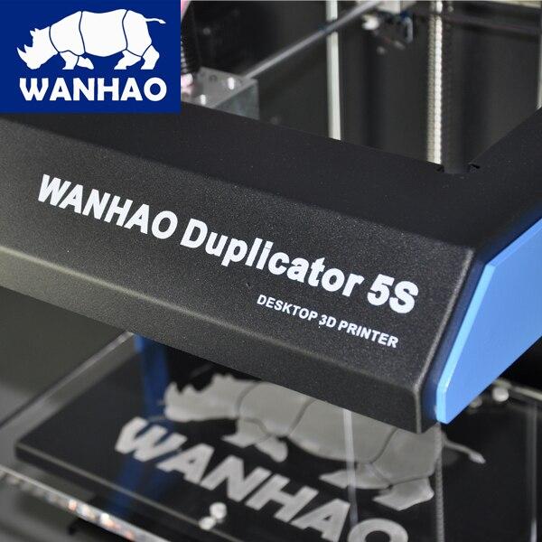 Duplicator 5 large printing size mental frame high quality 3d printer wanhao steel frame desktop digital 3d printer duplicator i3 v2 1