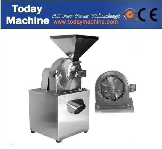 Café torrado feijão moedor de café/máquina de moer em pó
