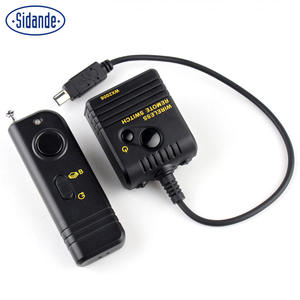 Sidande Digital Wireless Remote Controller Shutter Release for Nikon D600 D610 D7100 D7000 D90 D5200 D5100 D5000 D3200 D3100