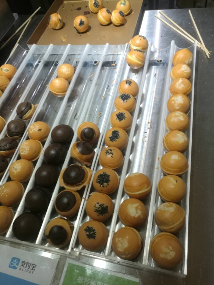 Free shipping 50 holes/plate Egg waffle maker Machine/ EGG cake Baker