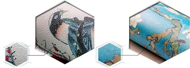 Niestandardowe Zdjęcia Tapety Stereoskopowe 3D Kwiaty Salon Sofa Tło Tapeta Nowoczesna Home Decor Pokoju Krajobraz Malowidła Ścienne 13