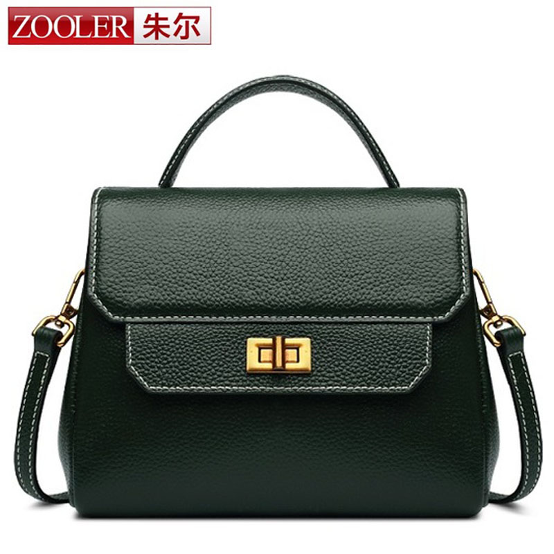 ZOOLER Famous Designer Luxury Purse and Handbags 2017 Genuine Leather Messenger Bag Ladies Small Solid Body Bag Cowhide Lock Bag naked and famous naked and famous in rolling waves 2 lp