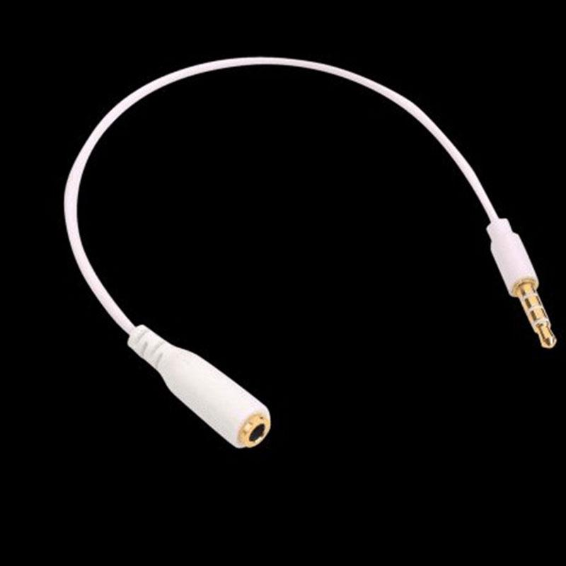 For Xbox One Stereo Headset Controller Adapter Cable Cord For Turtle Beach White