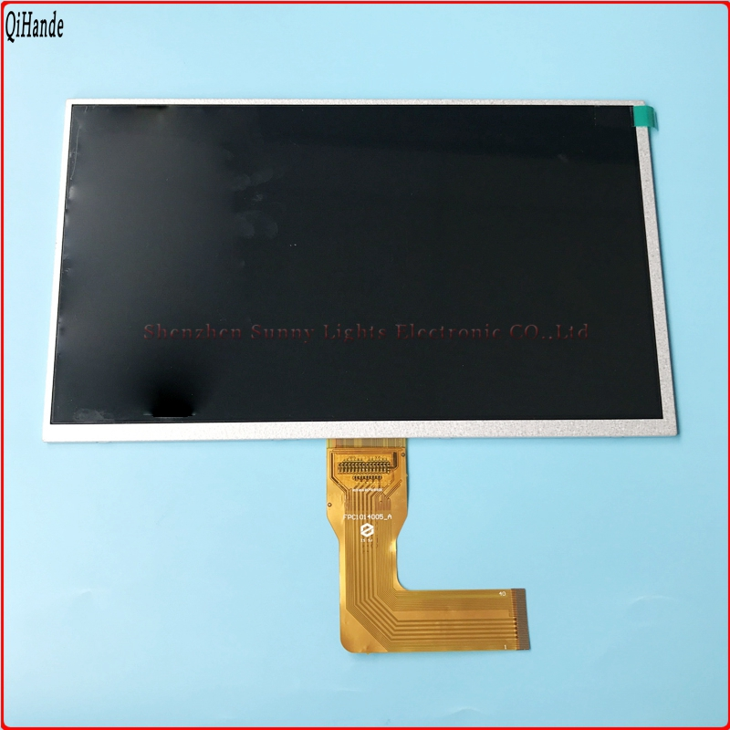 10.1inch lcd display screen matrix For BILLOW X100 billow x100v2 40pin Glass Replacement Free Shipping free shipping lp145wh1 tla1 lp145wh1 tlb1 ltn145at01 for hp dv5 laptop lcd led screen display matrix 100% test