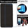 Nunca roto de cristal nano a prueba de explosiones protector de pantalla lcd protector de cine de la guardia para micromax bolt q326