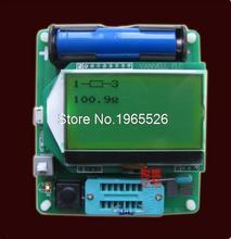 Envío libre 2015 la más nueva versión de prueba inductor-condensador ESR meter DIY MG328 multifunción