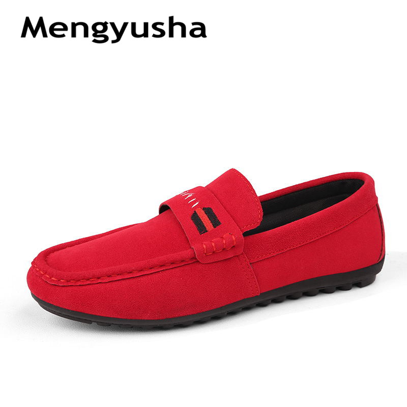Men Casual Shoes 2018 Fashion Men Shoes Leather Men Loafers Moccasins Slip On Mens Flats Loafers Male Shoes