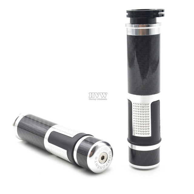"""most motorcycle with 22mm 7/8"""" handlebar  Handle Grip Handlebar Grips hand grips motorcycle for yamaha ybr125 honda dio cb 400"""