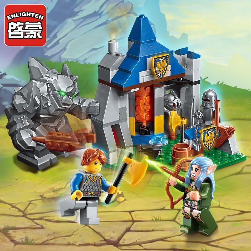 Opplys Glory War Educational Building Blocks Leker For Barn Gift - Bygg og teknikk leker - Bilde 4