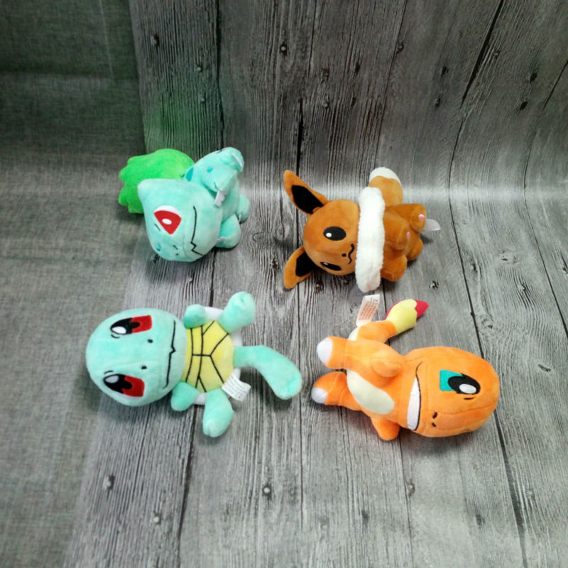 pokemon toys 4kit 6