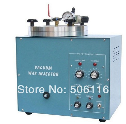 Digital Vacuum Wax Injector Wax Casting machine with Auto Clamp Easy operate high efficiency for Casting Jeweler machine