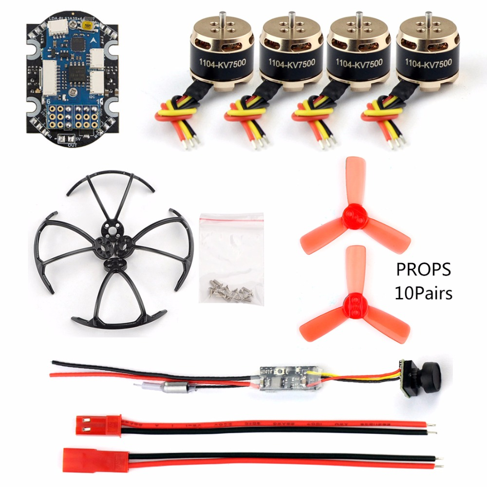DIY Mini Quadcopter with Camera Drone 4in1 F3 Flight Controller with ESC SE1104 7500KV Brushless Motor Q25 800tvl VTX+CAMERA diy mini quadcopter with camera drone 4in1 f3 flight controller with esc se1104 7500kv brushless motor q25 800tvl vtx camera