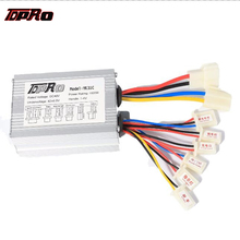 48V 1000W Electric Bicycle Brush Speed Motor Controller E-bike Scooter US стоимость