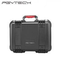 PGYTECH DJI Spark чемодан взрывозащищенные путешествия транспорта портативный Сейф чехол для хранения сумка для DJI Spark аксессуары