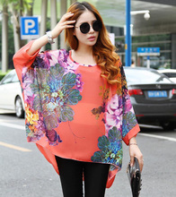 421aa3dc997 Buy sheer chiffon blouses and get free shipping on AliExpress.com
