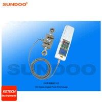 5KN Tensão Digital Testador de Medição de Força de Tração Empurre Sundoo SH-5K