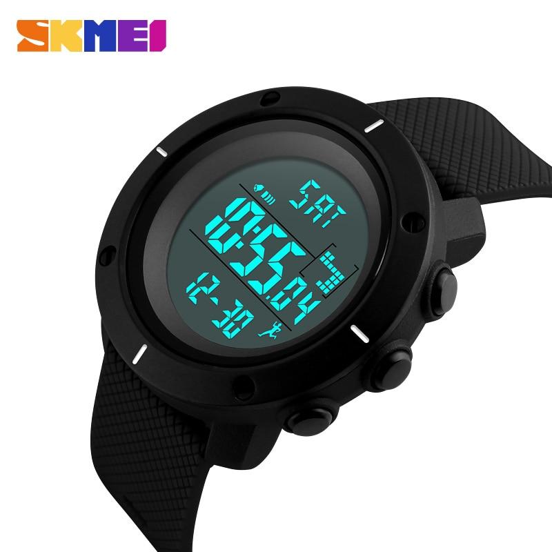 SKMEI Mode Heren Sport Horloges Digitale Man Klok Horloges Outdoor - Herenhorloges - Foto 2