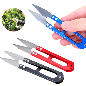 RDDSPON 3Pcs Pruning Shears Mini Sharp Scissors Gardening Plant Scissor Branch Pruner Trimmer Tool Sewing Clothes Thread Cutting 1