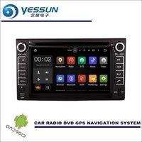 YESSUN Wince Android Car Media Navigation For Kia Sorento For Naza Sorento 2003 2006 CD DVD