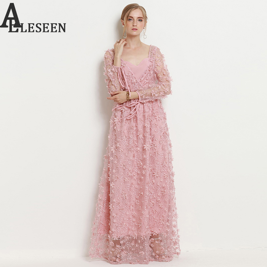 Promoción de Negro Rosa Vestido De Flores - Compra Negro Rosa ...