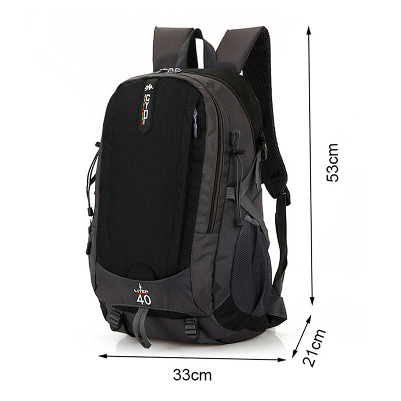 Backpack Men 39 s Back Pack High Quality Designer Laptop Backpacks For Teenage Travel Backpack Large Capacity School Student Bag in Backpacks from Luggage amp Bags