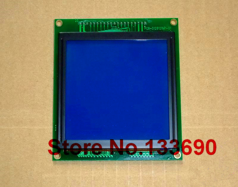 LCM display module PCB S128128 1 01 MGLS128128 58C LCD screen Original