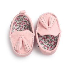 CuteBaby PU Leather Shoes Infants Girl Boy Soft Sole Sneakers First Walker 0-19Month