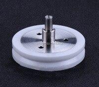 Fio H318 de rolo de condução / roda de chumbo  Wedm-ls fio máquina de corte de peças