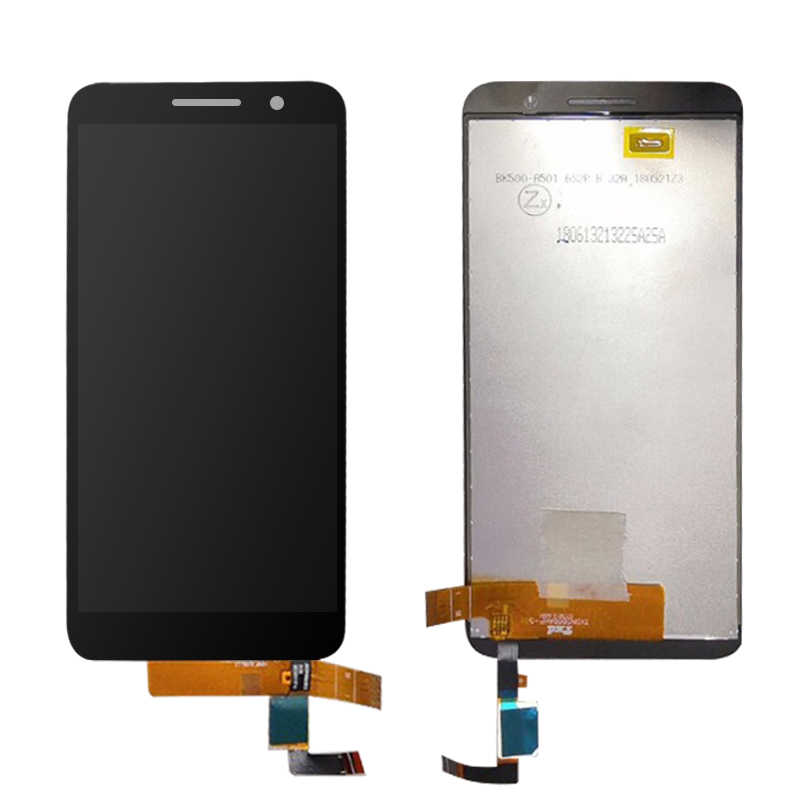 Für Alcatel 1 OT5033 OT5033D OT5033Y 5033 5033D 5033Y LCD Display Touchscreen Digitizer Glas Assembly + Werkzeuge + Adhesive