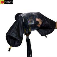 Professionale Impermeabile Antipioggia DLSR camera copertura della pioggia per Canon Nikon Sony Pendax DSLR