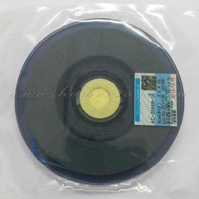 For Hitachi AC-2056R-35 W2.0mm L50m ACF conductive film adhesive for TAB on PCB By EMS/DHL/Aramex