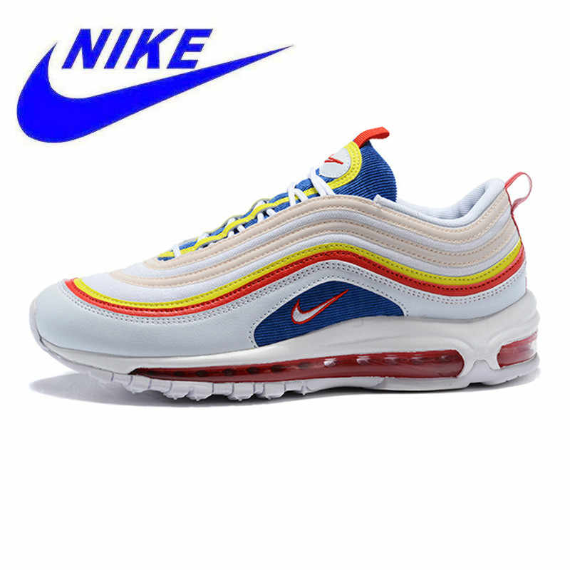 40c0774d2d Breathable Non-Slip Nike Air Max 97 Summer Vibes Men's and Women's Running  Shoes,