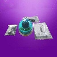 1pcs M 4000 Mini Centrifuge Laboratory Centrifuge dc motor 4000rpm low speed 0.2ml 2ml Centrifuge tube Testing machine