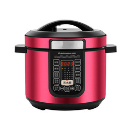 Electric Pressure Cookers Intelligent electric pressure cooker 5L make an appointment without water gratin double gallbladder