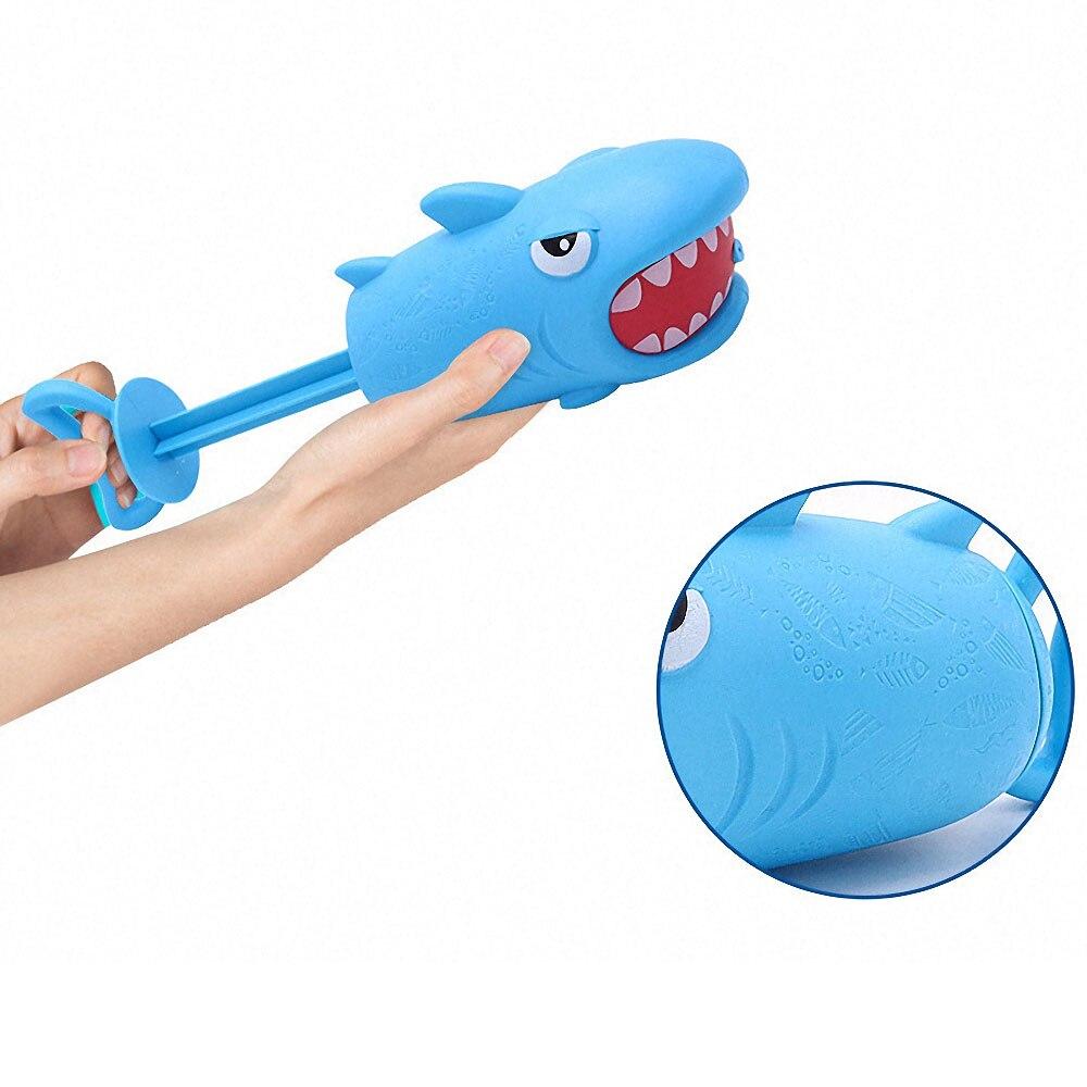 1 Pc Sommer Kinder Wasser Spray Spielzeug Für Kinder Im Freien Spielen Spiel Bad Schwimmen Pool Shark Pumpen Squirter Jungen Mädchen Geschenk SorgfäLtig AusgewäHlte Materialien