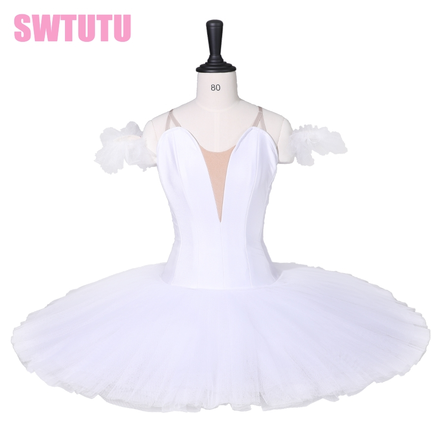 d46ad6c4d Detail Feedback Questions about Girls Professional Tutu White Swan ...