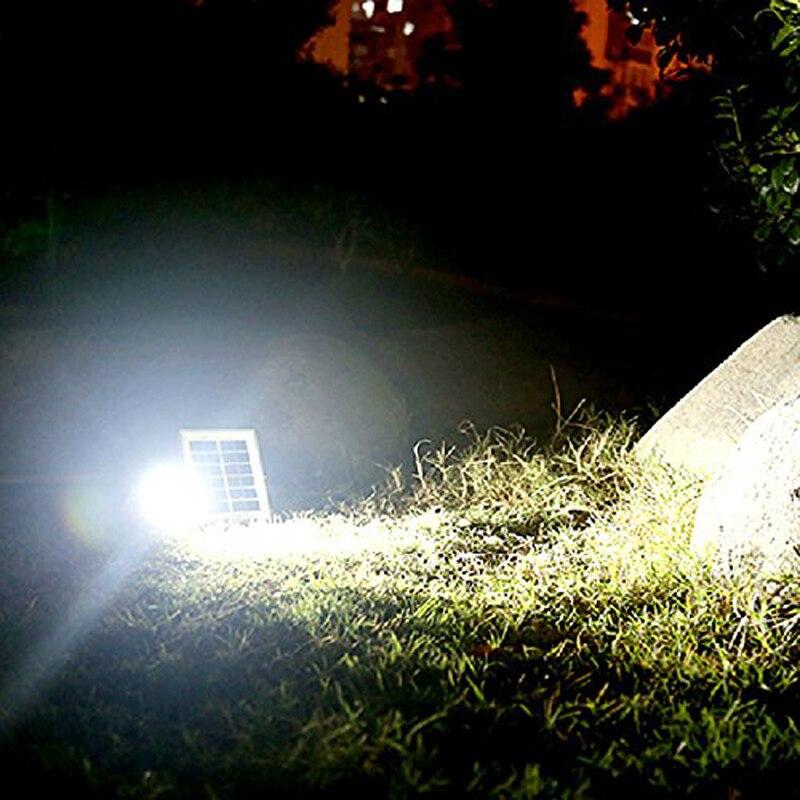 Free Shipping 10W Solar pir motion sensor LED flood light Super bright security light pelucia lights reflector led outdoor light security light with motion detector sensor solar power 60 led flood lights home