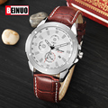 2016 relojes hombre Top Brand Quartz Watches Men Casual Business Wrist Watch Leather Analog Watch Men's Relogio Masculino